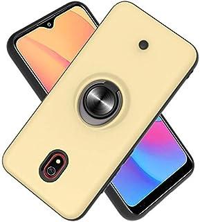 حافظة مناسبة - مع دعامة أنيقة 360 درجة من الدوران لهاتف Xiaomi Redmi Note 8T 10 8A 9 8 CC9 Pro 5G (ذهبية لهاتف Xiaomi 9 Pr...