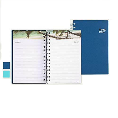 Mead Tropical - Planificador diario, sin fecha