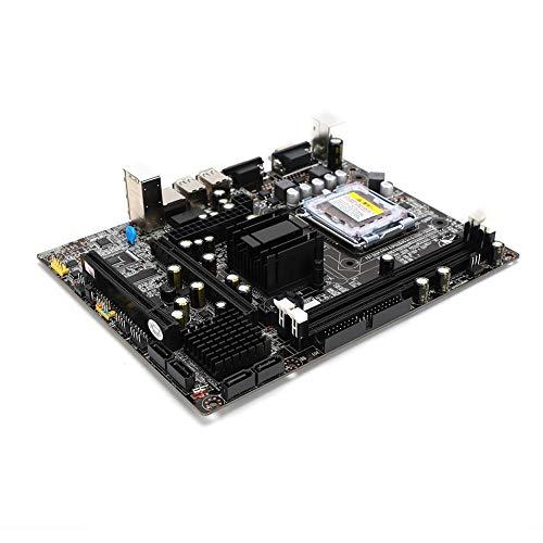 para la Placa Base de la Computadora de Escritorio de la Serie de Chipset Intel 945GC + ICH Admite la Tecnología Hyper-Threading Memoria de Especificación DDR2 533/667/800 de Doble Canal