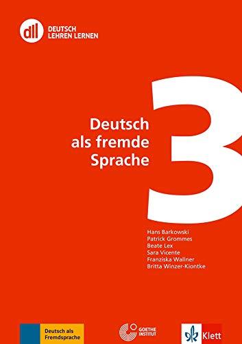 Deutsch als fremde Sprache (1DVD): Buch mit DVD