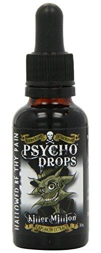 Psycho Drops Killer Million - Estratto Di Capsaicina - Piccante Estremo