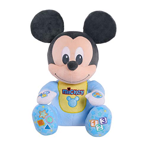 Disney Baby Musical Discovery Plush Mickey Mouse