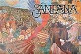 Santana-Abraxas - Poster