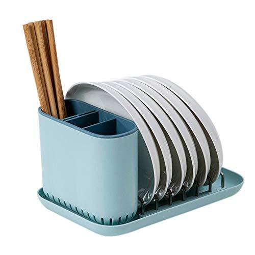goneryisour Kitchen Dish Bowl Organizer Drying Shelf Rack Utensil Cutlery Drainer Storage Holder Dish Drain Rack