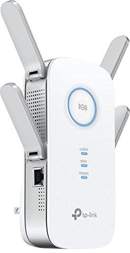 TP-Link  WIFI 無線LAN 中継器 11ac/n/a/g/b 1733 + 800Mbps ビームフォーミング MU-MIMO  APモード  3年保...
