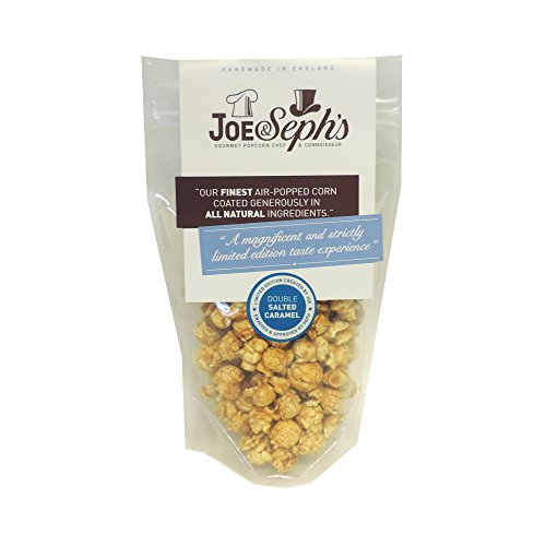 Joe & Seph's - Limited Edition - Double Salted Caramel - 80g