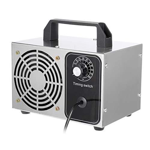 Generador De Ozono 24.000 MG/H - Purificador De Aire O3 para Desinfectar Y Sanatizar El Aire Eliminando Virus, Hongos, Bacterias, Alérgenos Y Malos Olores