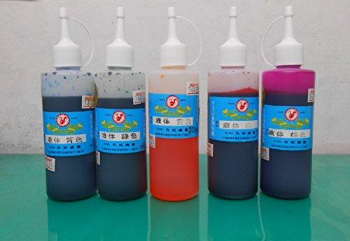 『食用色素 液体 赤色 200g リス印 (赤色102号)』の1枚目の画像