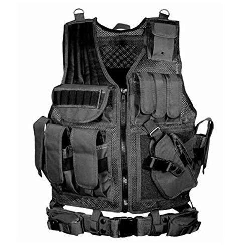 ahomi Waterdichte Wargame Combat Vest Outdoor Jacht Bescherming Assault Waistcoat