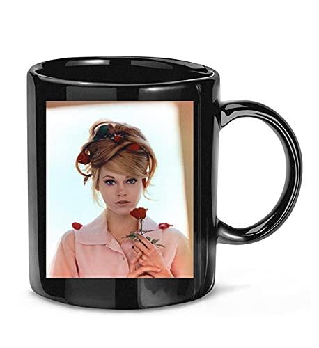 BIROTYMAKHI #Cat Ballou Movie #Jane Fonda Actress #Michael Callan Scene Coffee Mug for Women and Men Tea Cups