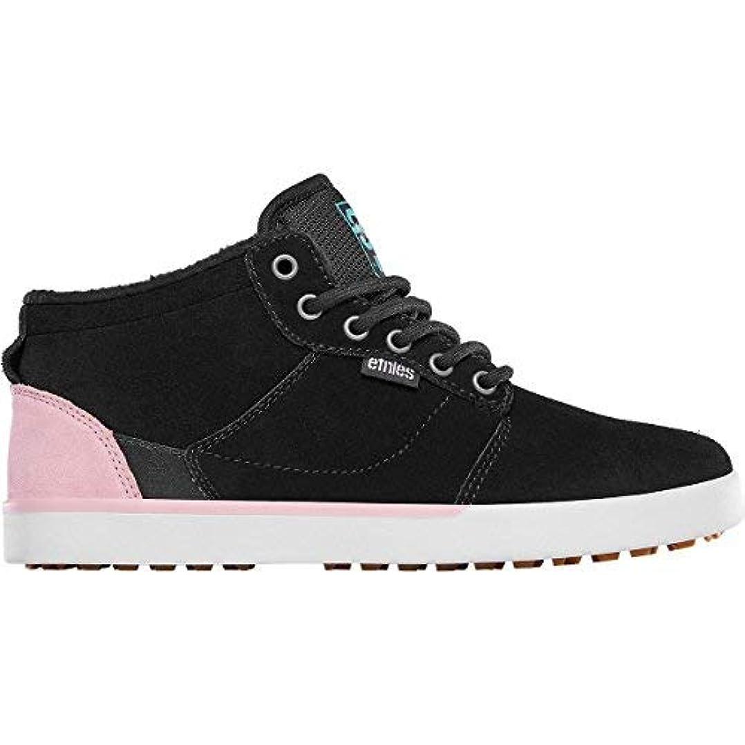 足一般メンバーEtnies Women's Jefferson Mtw W's X 32 Skate Shoe Black 7 Medium US [並行輸入品]