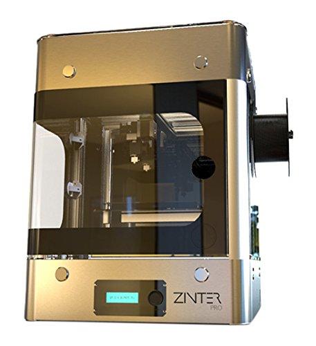 Zinter ZP001 Pro 3D Printer, Silver