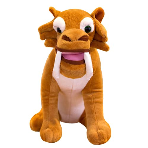 Cartoon Anime Movie Plush Toy Ice Age Cute Sid Manny Diego Scratte Stuffed Doll Lovely Gift 27cm