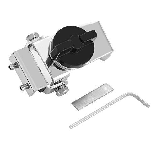Support pour antenne de voiture en acier inoxydable avec clip pour talkie-walkie, antenne radio bidirectionnelle