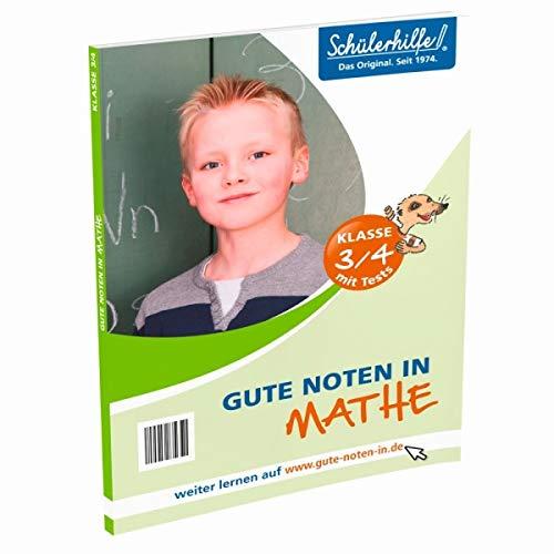 Schülerhilfe! Gute Noten in Mathe Klasse 3/4