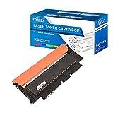 Fimpex Compatible Toner Cartucho Reemplazo para Samsung Xpress C430 C430W C480 C480W C480FN C480FW CLT-K404S (Negro, 1-Pack)