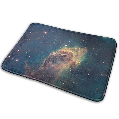 qinzuisp Carina-Nebula-11816 Innenteppich Bodenteppich Schlafzimmer Duschteppich Fußmatte rutschfeste Matte Eingangsmatte Doormat 15.7