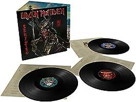 Iron Maiden - Senjutsu (3 Lp ) [Vinilo]