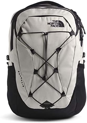 The North Face Women s Borealis Backpack Dove Grey Light Heather TNF Black One Size product image