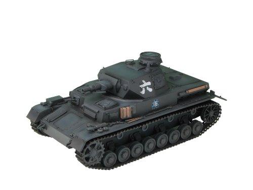 プラッツ 1/35 ガールズ&パンツァー IV号戦車D型 あんこうチームver プラモデル