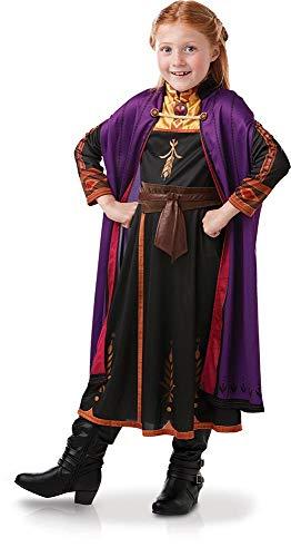 Frozen 2 Classic Disfraz Anna Travel, S, Multicolor, (Rubie
