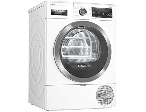 Sèche linge Condensation Bosch WTX87KH9FF - Pompe à chaleur - Chargement Frontal - Pompe à chaleur - Indicateur temps restant - 62 décibels
