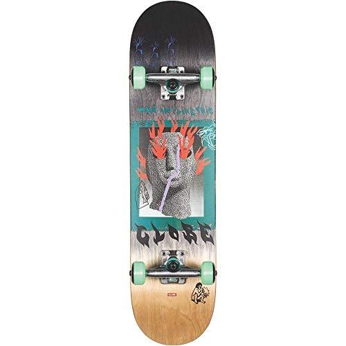 Globe G1 Stay Tuned Skateboard, Unisex, Schwarz (Black), 8.0