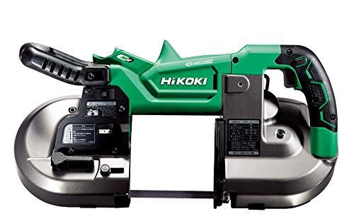 HiKOKI(ハイコーキ) 36V コードレスバンドソー 丸パイプφ120mm切断 クラス最速切断 定置式スタンド対応 蓄電池・充電器・ケース別売り CB3612DA(NN)