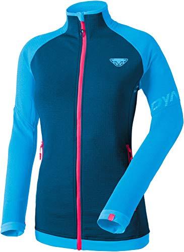 DYNAFIT W Elevation Thermal Polartec 2.0 Jacket Blau, Damen Polartec Jacke, Größe 40 - Farbe Methyl Blue