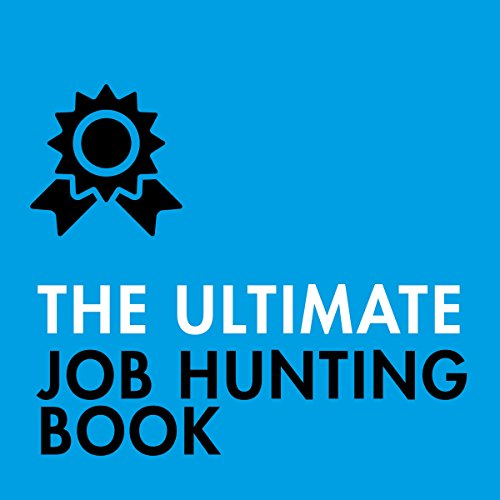 The Ultimate Job Hunting Book audiobook cover art
