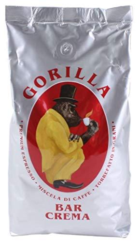 Joerges Espresso Gorilla Bar Crema, 1 kg