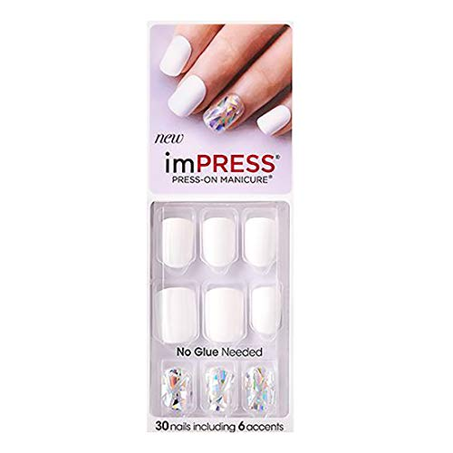 Impress Press-On Manicure by Broadway Nails One Shine Day Review