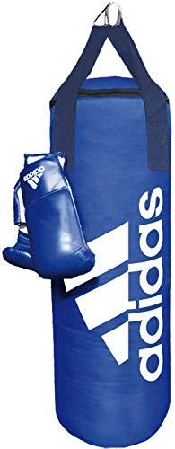 adidas Blue Corner Boxing Set Juego de Caja, Unisex Adulto, Azul, Talla única
