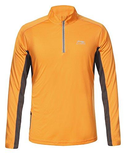 Li-Ning T-Shirt Sawyer XS Orange foncé