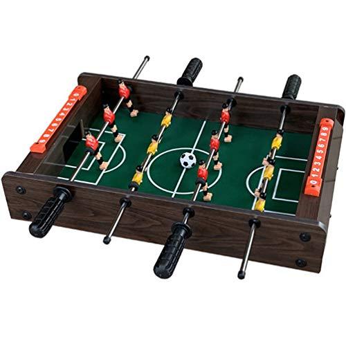 GHKJ Fútbol De Mano Recreativo para Salas De Juegos, Futbolín Portátil, Mesa De Juego De Fútbol para Adultos Y Niños, Adecuado para Sala De Juegos Infantil