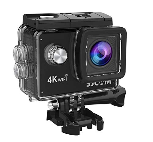 Ghost Hunting Full Spectrum Night Vision Waterproof SJCAM Action Camera 4K Wi-Fi 16MP with Infrared Illuminator
