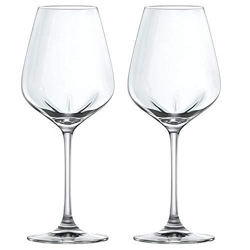東洋佐々木ガラス ファインクリスタルギフト ワイングラス デザイア 420ml 2個セット