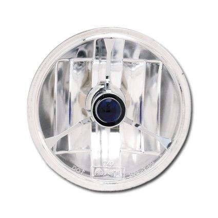 Harley Davidson – verlichting – koplamp houderlens 'Jeweled' door Adjure – DOT toegelaten zonneschermen met H3 35 watt halogeenzuil en reflector met 'diamantslijp' of 'ta-li' voor een krachtige verlichting – Ice' – De Art 'Ice' is niet afgebeeld, heeft een gladde, transparante lens zonder extra bo. Geschikt voor alle extra bo. koplampen op de meeste objecten van oorsprong en aftermarket.Vend in paren Beschrijving: Trillient (diamantslijp)