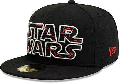 New Era - Disney Star Wars 59Fifty Fitted Cap - Schwarz Größe 7 1/4 (57,7cm), Farbe Schwarz