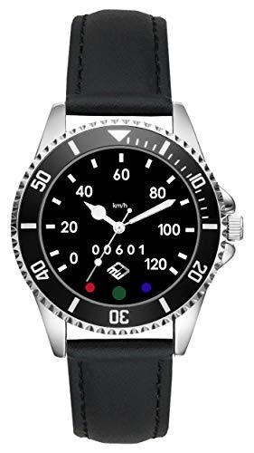 KIESENBERG Uhr - Geschenke für Trabant Fan Tacho L-20759