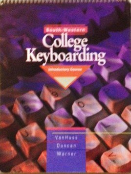 South Western College Keyboarding: Introductory Course