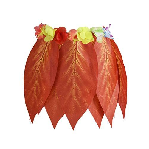 Amosfun - Badminton-Röcke für Mädchen in Ahornblattfarbe, Größe die