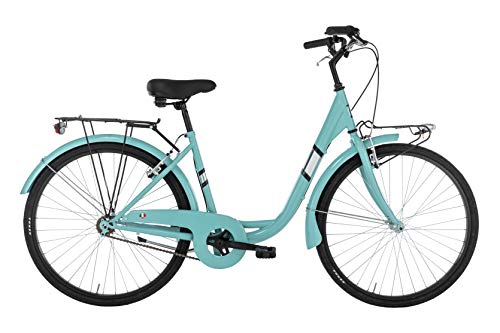 Alpina Bike, Bicicletta Donna, Acquamarina Venere, 26