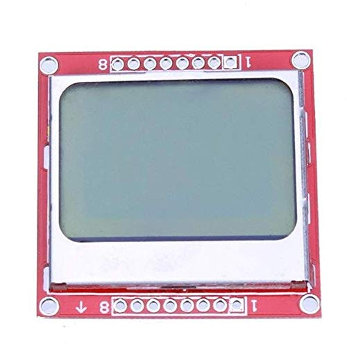 Nologo YO-TOKU 5110 LCD Module White Backlight For Arduino Spot Steuermodul Modules CE