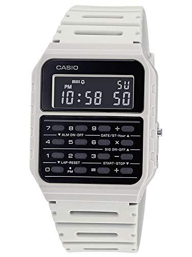 Casio Reloj Digital para de los Hombres de Cuarzo con Correa en Resina CA-53WF-8BEF