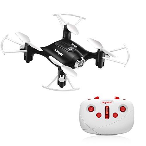 Kiditos Syma X20 Pocket Drone 2.4G 4CH 6Aixs...