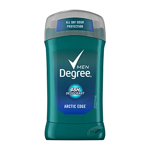 Degree Men Extra Fresh Deodorant Arctic Edge 3 oz (6 Pack)