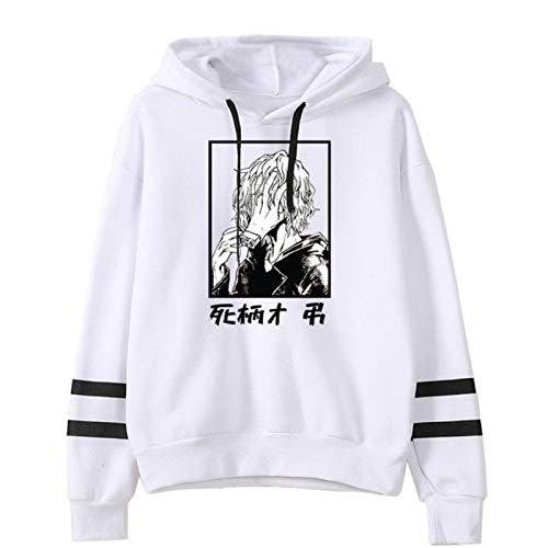 Einson 2021 Shigaraki Tomura Hoodies Men/Women Casual Pullover Streetwear Sweatshirt My Hero Academia Printed Tracksuit