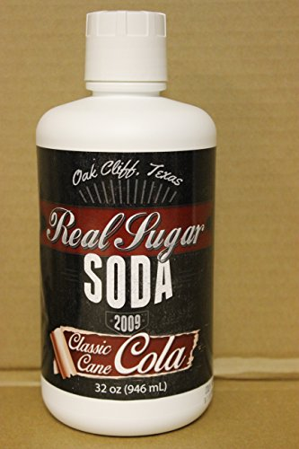 Classic Cane Sugar Cola Syrup 4 Pack