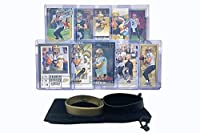 Drew Brees Football Cards Assorted (10) Bundle - New Orleans Saints Trading Cards